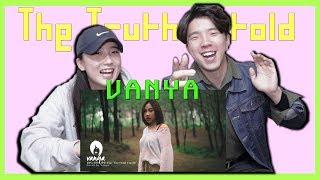 "[REAKSI] JEESUN ORANG KOREA BTS (전하지 못한 진심) The Truth Untold Cover by Zhavanya""[SUB : IDN, KOR]"