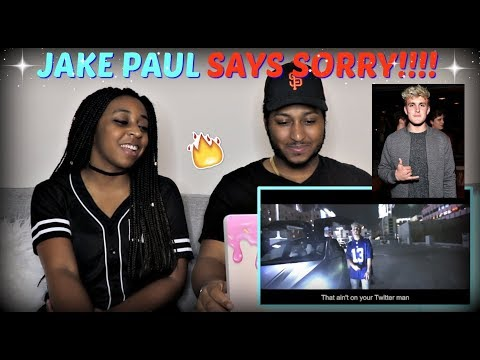 "Jake Paul ""YouTube Stars Diss Track (Official Music Video)"" REACTION!!!"