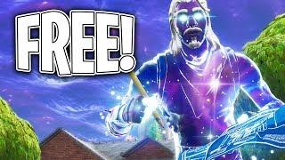 FREE GALAXY SKIN! | Fortnite Battle Royale | Pro Player XD
