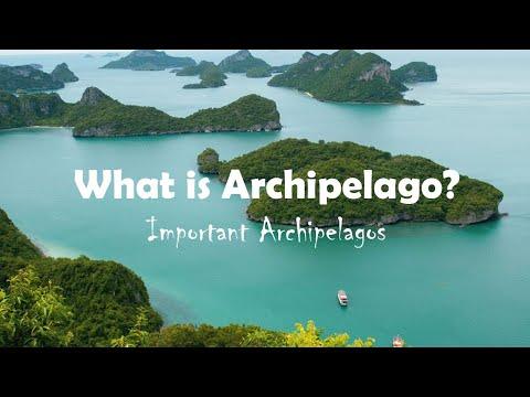Archipelago | Important