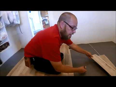 HOW TO CUT VINYL PLANK FLOORING AROUND VENTS AND DOOR JAMS