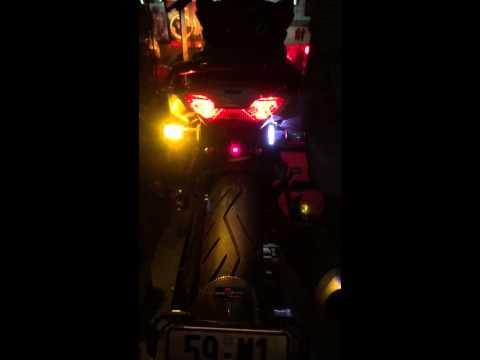 Xi nhan Rizoma cho Exciter 150 - Led vòng - Đồ chơi xe Tuấn Hùng