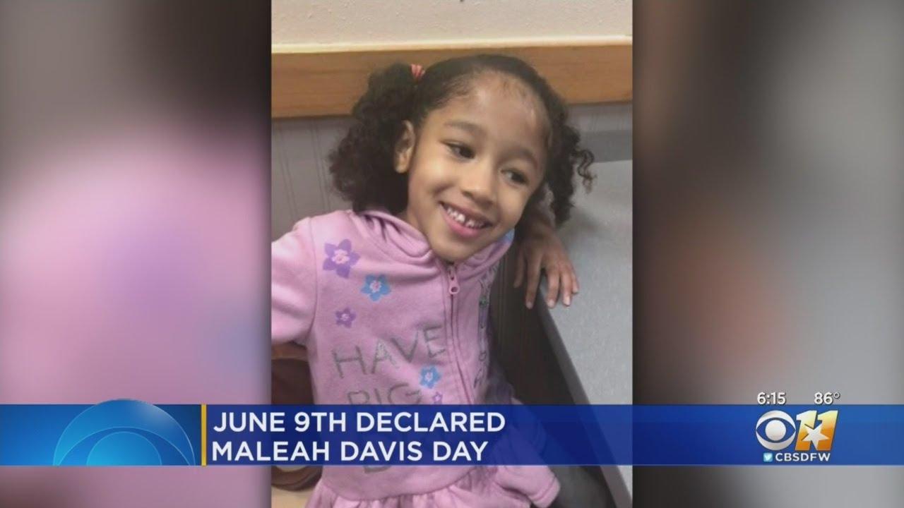 Maleah Davis Day Is June 9 In Houston