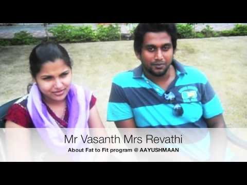 Testimonial , AAYUSHMAAN ,INDIA'S BEST NATURE CURE HEALTH CENTRE,
