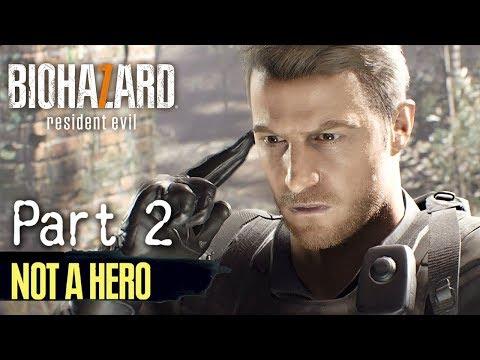 【End】Biohazard 7 Not A Hero DLC Part 2 神秘第三方買家  (生化危機 7 中文版)