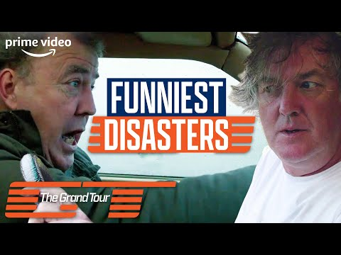 The Funniest Accidents and Disasters From The Grand Tour   Prime Video