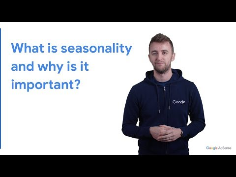 What is seasonality and why is it important?