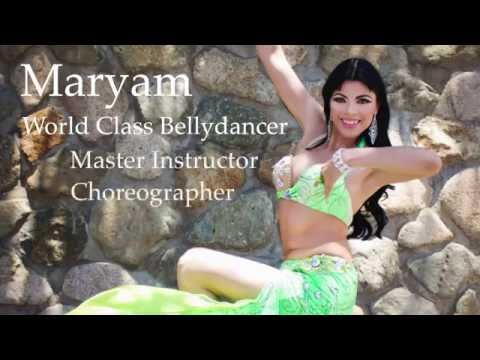 Maryam of Mexico: The Best And Greatest Mexican Belly Dancer in the World UNOFFICIAL PROMO VIDEO