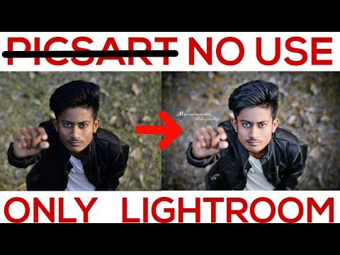 Lightroom Mobile Tutorial | Best Photo Editing | MR PHOTOGRAPHY thumbnail