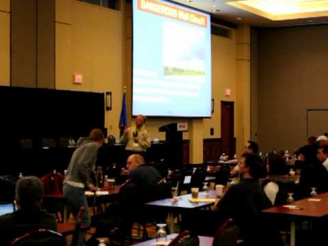 National Severe Weather Workshop 2012 - SKYWARN Talk  - Rick