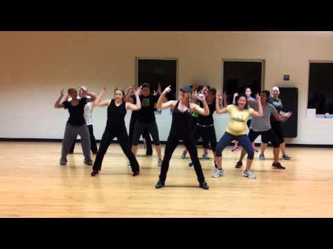 Dance Fitness Thrift Shop