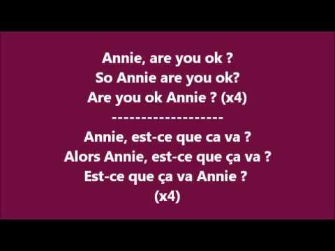 Glee - Smooth criminal / Paroles & Traduction