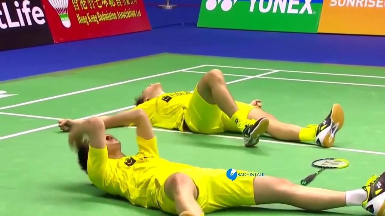Download 2017 Hong Kong Open MD Final Marcus F Gideon Kevin Sanjaya Sukamuljo Vs Mads Conrad Mads Pieler K