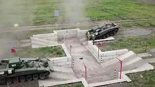 Всеармейский этап конкурса специалистов ремонтных подразделений ВС РФ «Рембат»