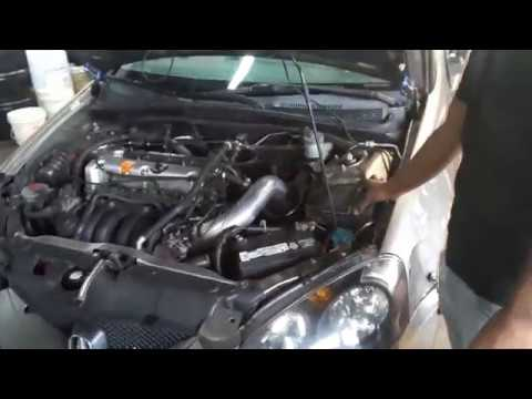 Acura RSX Fuse Box Locations  OBD Scan Port - YouTube