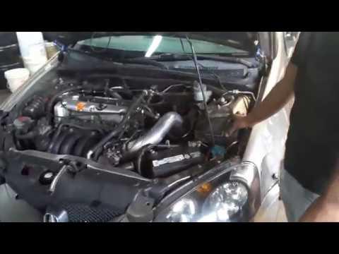 Acura RSX Fuse Box Locations  OBD Scan Port - YouTube