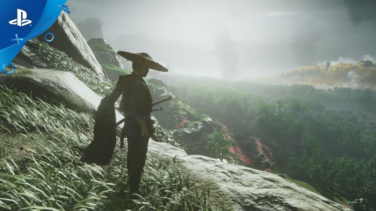 『Ghost of Tsushima』 ゲームプレイトレーラー