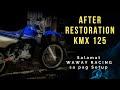Kawasaki KMX 125 2 Stroke sound