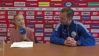 FC Den Bosch TV: Kidsreporter Yasmijn interviewt Kees Heemskerk