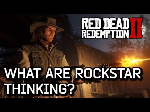 Rockstar's RDR2 Pre-Order and Collector's Edition Is On Some Serious BS