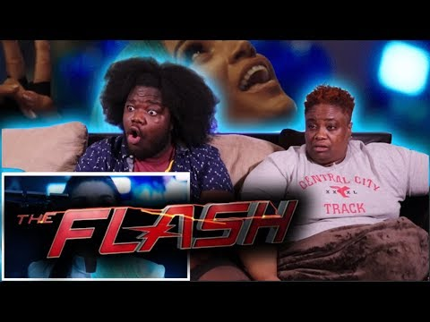 The Flash Season 4 Episode 17 : REACTION WITH MOM!