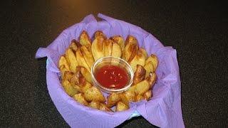 Картофель по-деревенски. Картошка в духовке. Мясной рулет рецепт.