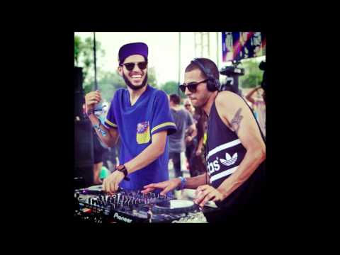 The Martinez Brothers - Live At Open Air 2013 (Amsterdam) 08-06-2013