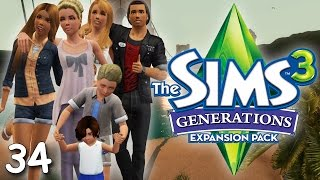 Let's Play: The Sims 3 Generations - (Part 34) - Baking Pumpkin Pie!