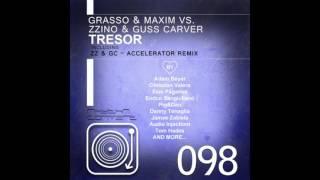 [RC098] Grasso & Maxim vs Zzino & Guss Carver - Tresor | Rhythm Converted