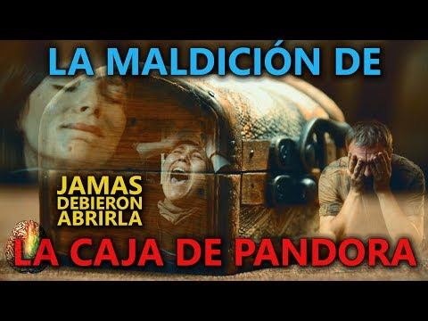 La Leyenda de LA CAJA DE PANDORA