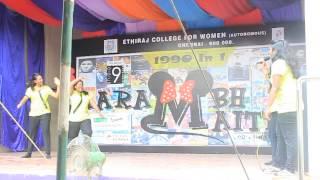 Adzap- Ethiraj college
