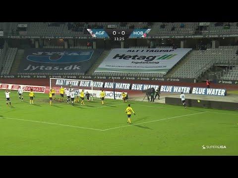 AGF - Hobro IK | 1-0 | 17-12-2018