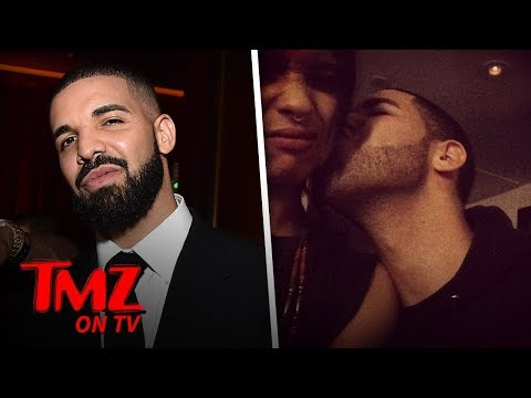 Are Drake And Zoe Kravitz A Thing Again?!  TMZ TV
