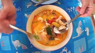 Как приготовить самый вкусный тайский суп Том Ям Кунг.