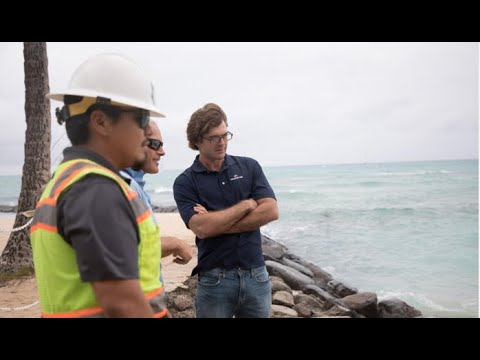 """""""Using Artificial Reefs & Other Offshore Wave Dissipation Techniques to Protect Eroding Coastlines"""""""