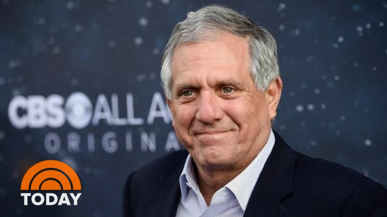 Les Moonves Obstructed Investigation Into Misconduct Claims, Report Says   TODAY