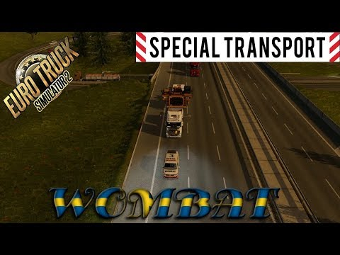 ETS2 - Special Transport from Dortmund to Hannover