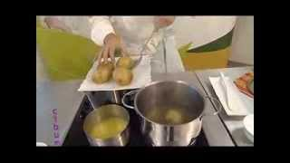 Preparare il purè di patate - Fabio Campoli - Squisitalia