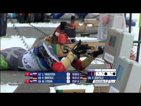 Highlights from day 5 of Vancouver 2010 Paralympic Winter Games