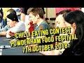 Chilli Eating Contest - Great Devon Chili Challenge 2018