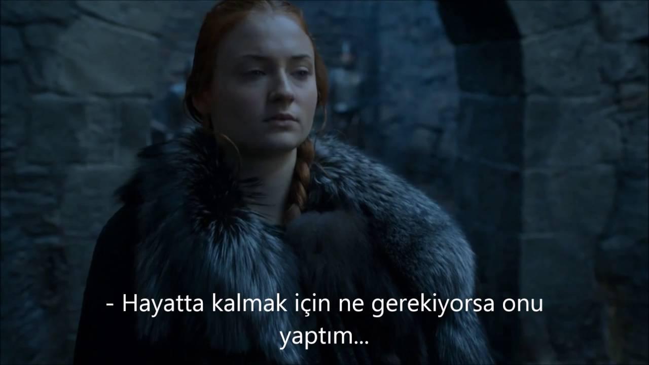 Game Of Thrones 6 Sezon 7 Bölüm Türkçe Altyazılı Tanıtım Fragmanı