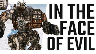 In the Face of Evil - The Hellspawn! Mechwarrior Online The Daily Dose #666