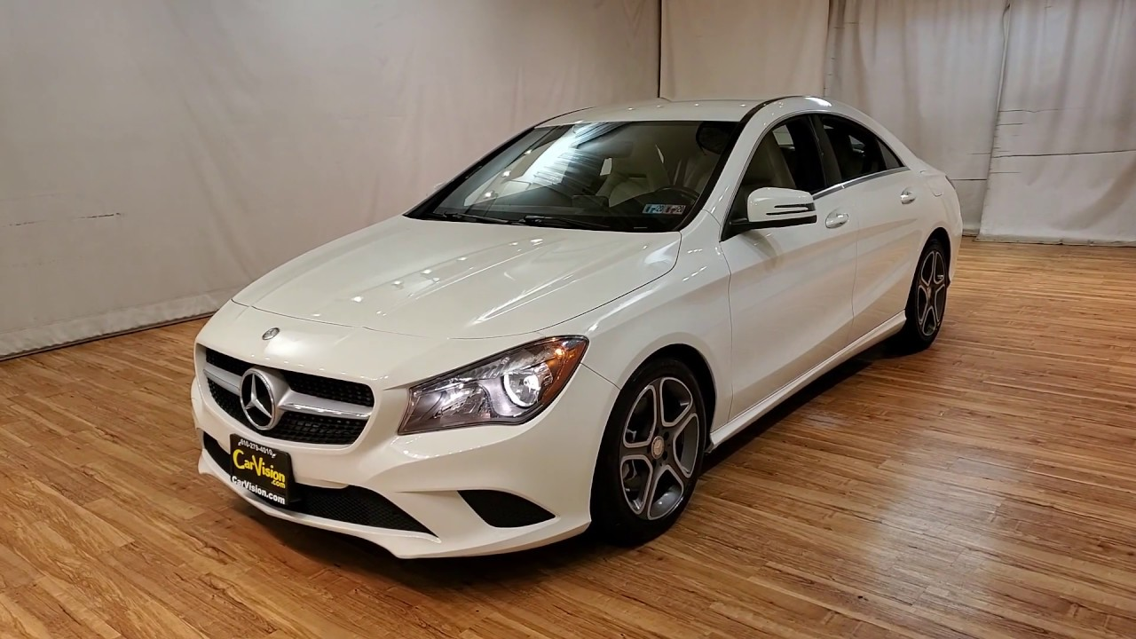 2014 Mercedes-Benz CLA 250 4MATIC® MEDIA SCREEN #Carvision - YouTube