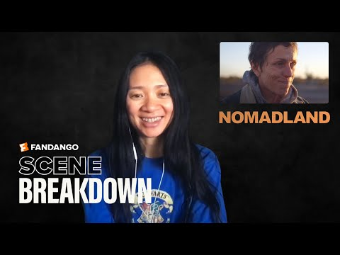 Chloé Zhao Breaks Down an Iconic Scene from 'Nomadland' | Fandango All Access