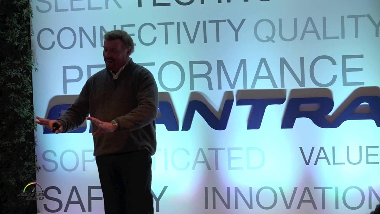 Hyundai Motor America business update by CEO Dave Zuchowski