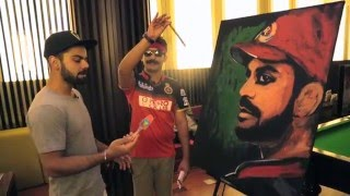 RCB Insider Show 2.0 | Virat Kohli paints Nags red!