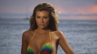 Samantha Hoopes - Bodypainting - Sports Illustrated Swimsuit 2014 xxx
