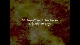 f(x) - Mr. Boogie [Han & Eng]