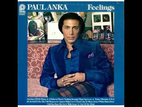 Paul Anka - I Don't Like to Sleep Alone (feat. Odia Coates)