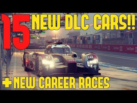 15 NEW CARS + Career Mode DLC For GT SPORT!!
